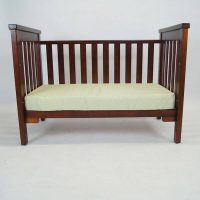 Babyhood Milano Cot as a Day Bed