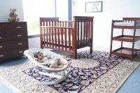 Babyhood Milano Cot Lifestyle