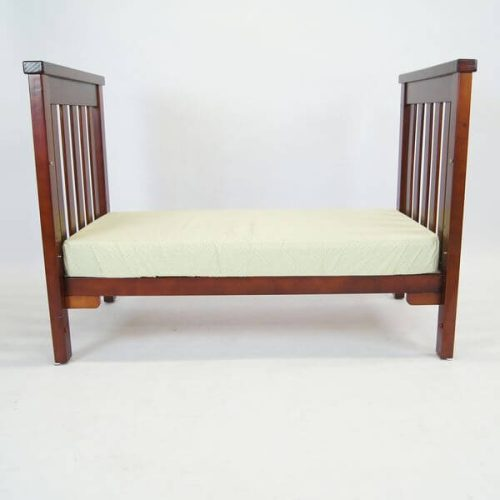 Milano Cot Toddler Bed with out Toddler Rail Kit