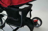 Babyhood Tourer 3 Stroller Basket