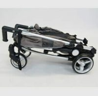 Babyhood Tourer 3 Stroller Compact Fold