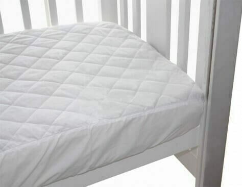 Bubba Blue Cot Mattress Protector