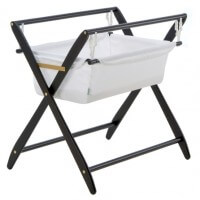 Cariboo Gentle Motions Bassinet Espresso