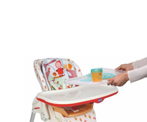 Chicco Polly Double Phase High Chair Removable Tray