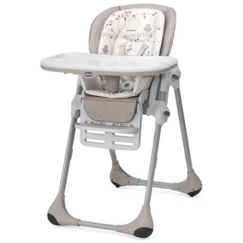 Chicco Polly Double Phase High Chair Chick to Chick