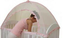 Babyhood Cot Canopy Net  sc 1 st  Bubs n Grubs & Babyhood Cot Canopy Net | Bubs n Grubs