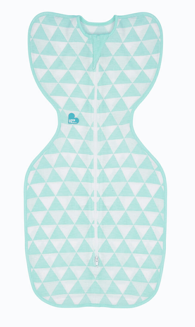 Love to Dream Swaddle Up Bamboo Lite Ocean