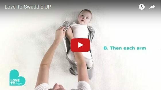 Watch the Love to Swaddle Up Video