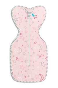 Swaddle Up Bamboo 1 0 Tog Pink Flay