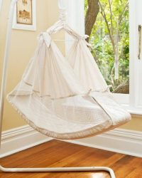 Amby Air Baby Hammock Front Side
