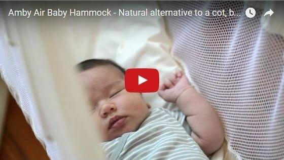 amby air baby hammock