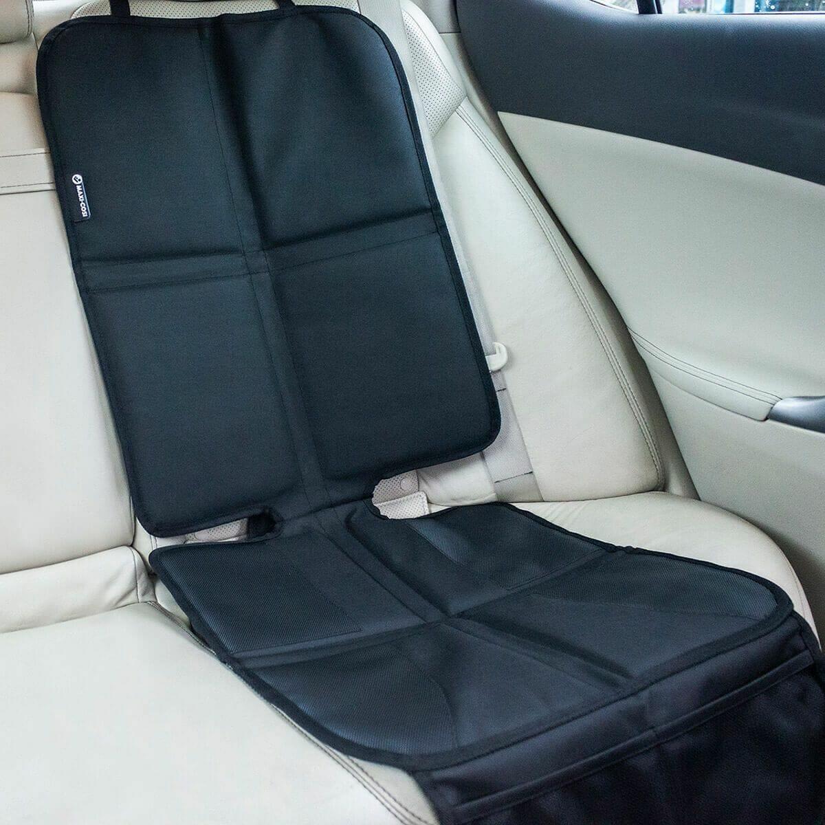 Maxi Cosi Car Seat Protector Mat Deluxe In Car
