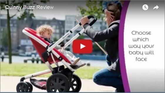 Qunny Buzz Pram Video Review