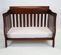 Babyhood Amani Cot As a Sofa Bed