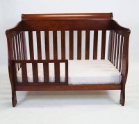Babyhood Amani Cot As a Toddler Bed