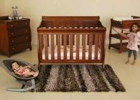 Babyhood Amani Cot & Change Table