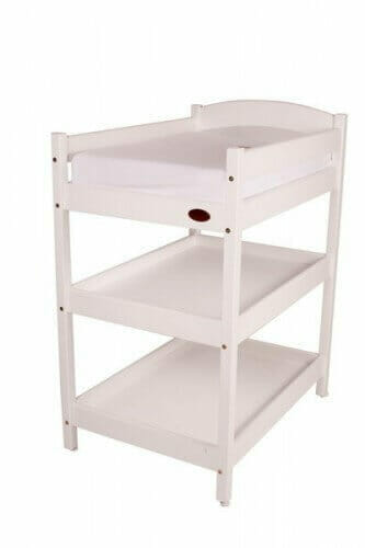 Babyhood Luna Change Table White