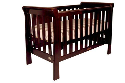 Babyhood Sandton Sleigh Cot