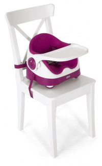 Mamas and Papas Baby Bud Raspberry Chair