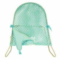 Babyhood Mesh Bouncer Turquoise
