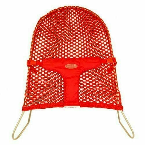 Babyhood Mesh Bouncer Red