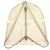 Babyhood Mesh Bouncer Cream