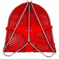 Babyhood Mesh Bouncer Red