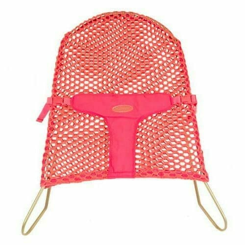 Babyhood Mesh Bouncer Pink