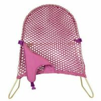 Babyhood Mesh Bouncer Purple