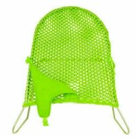 Babyhood Mesh Bouncer Lime