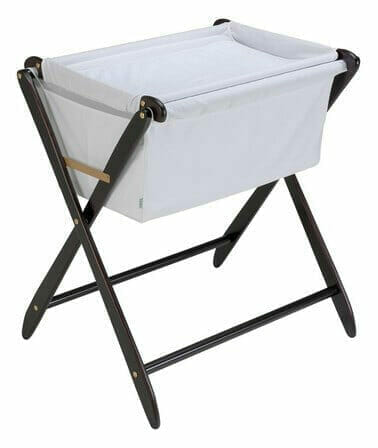 Cariboo Folding Bassinet with Changer