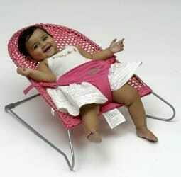 Babyhood Mesh Bouncer