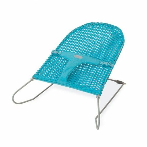 Safety Mesh Bouncer Light Blue 650x650