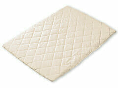 Quilted Travel Cot Padded Sheet