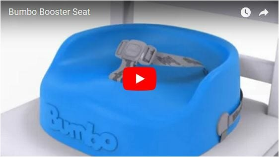 Bumbo Booster Seat Video