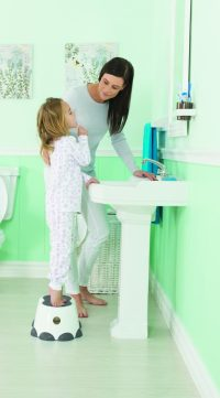 Bumbo Step Stool Sink