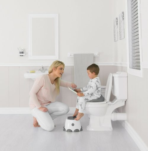 Bumbo Step Stool Toilet