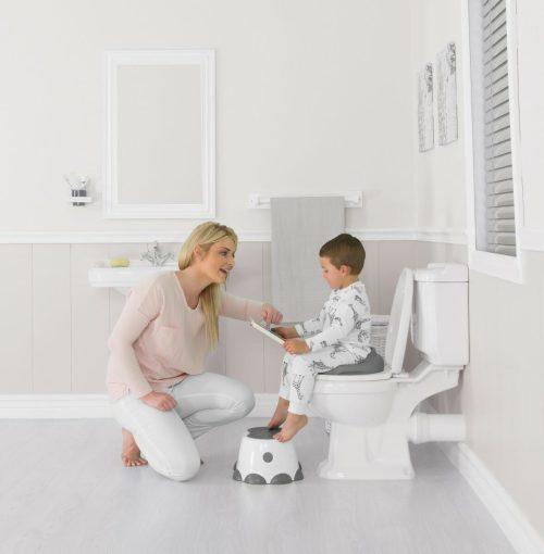 Bumbo Step Stool Toilet