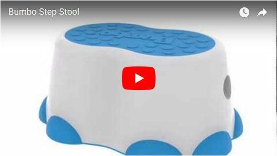 Bumbo Step Stool Video