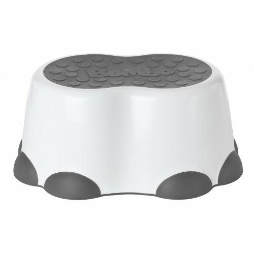 Bumbo Step Stool White Grey