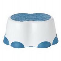 Bumbo Step Stool - Blue White