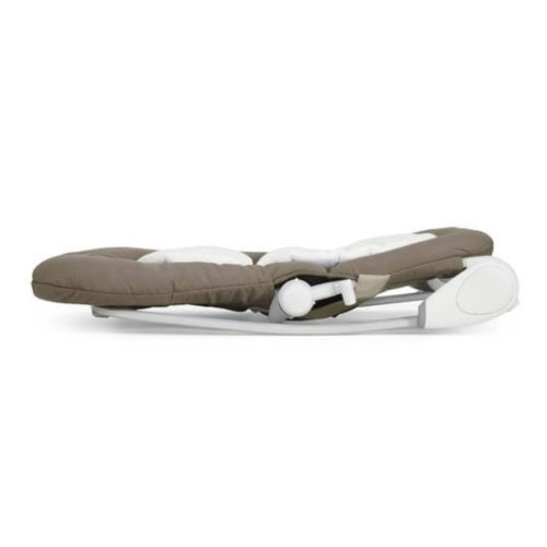 Chicco Hoppla Rocker Bouncer Natural Flat Fold
