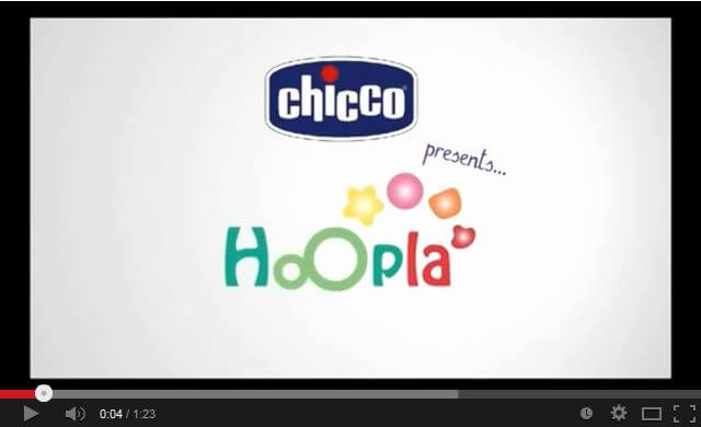 Chicco Hoopla Bouncer Video