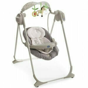 Baby Swings That Help Babies Sleep