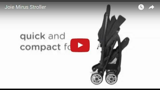 Joie Mirus Stroller Video Review