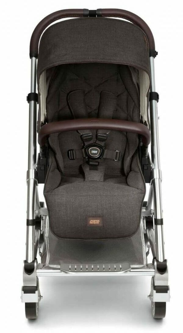 Mamas and Papas Urbo 2 Travel System Chestnut Front