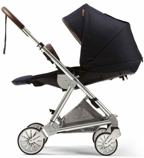 Mamas and Papas Urbo 2 Travel System Navy Facing Mum