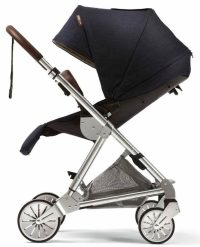 Mamas and Papas Urbo 2 Travel System Navy Foot Res and Hood