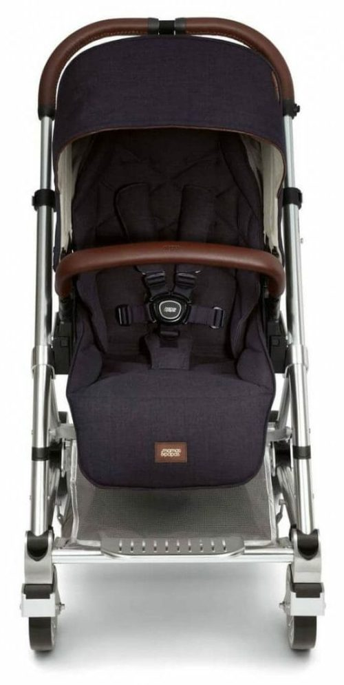 Mamas and Papas Urbo 2 Travel System Navy Front