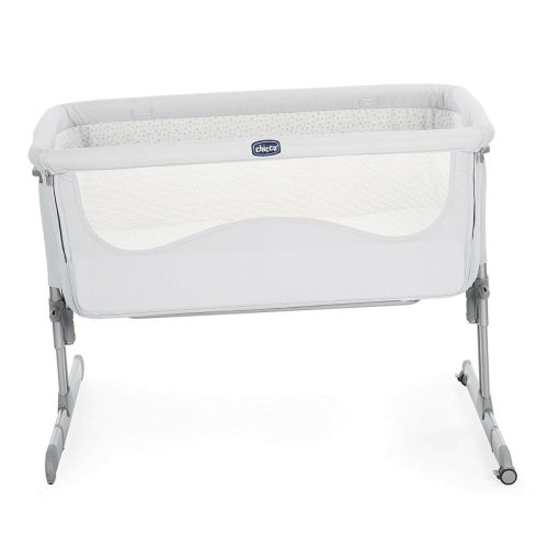 Chicco Next2me Light Grey 2